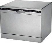 Candy CDCP 6E-S Lavastoviglie 6 Coperti Classe A+ 55 cm Inox