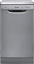 Candy Lavastoviglie Slim 10 Coperti Classe A++ 45 cm Inox CDP 2L1047X-01