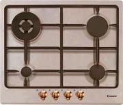 Candy CPGC64SWPAVG Piano cottura 4 Fuochi incasso a gas 60 cm Avena