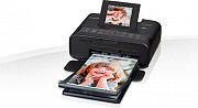 Canon Stampante a colori Inkjet Wi-fi LAN USB Mini-USB SD Nero Selphy CP1200