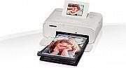Canon Stampante a colori Inkjet Wi-fi LAN USB Mini-USB SD Bianco Selphy CP1200