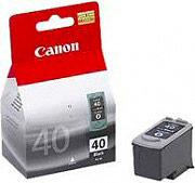 Canon Cartuccia Inkjet Originale Nero PG40 0615B042