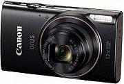 Canon Fotocamera digitale 20Mpx CMOS 12x TTL Full HD Wi-Fi NFC Nero IXUS 285 HS