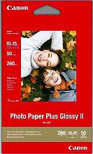 Canon Carta fotografica lucida 10X15 260 gr 50 fogli 2311B003