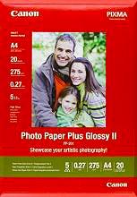 Canon Carta fotografica lucida A4 PP201 2311B019