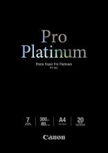Canon 2768B016 Carta A4 Fotografica Pro Platinum PT-101 300 242L685