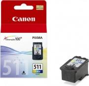 Canon Cartuccia Inkjet Originale Colore CL-511 - 2972B010