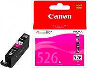 Canon 4542B006 Cartuccia Originale Inkjet Pixma iXMGMX Magenta ChromaLife 100+ CLI-526M