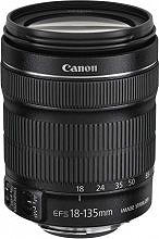 Canon Obiettivo EF-S 18-135mm f3.5-5.6 IS STM + Paraluce 6097B013