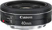 Canon Obiettivo EF 40mm f2.8 STM - 6310B005 - 6310B005AA