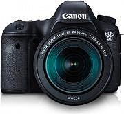 Canon Fotocamera Reflex 20,2 Mpx CMOS 24-105 mm Wi-Fi EOS 6D Kit III 8035B127