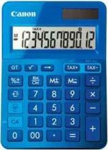 Canon 9490B001 Calcolatrice da tavolo 12 cifre display inclinabile LS-123k