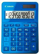 Canon Calcolatrice da tavolo 12 cifre display inclinabile LS-123k - 9490B001