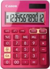Canon 9490B003 Calcolatrice da Tavolo 12 Cifre Rosa -  - LS-123k