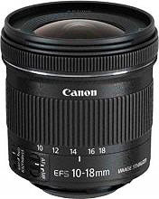 Canon Obiettivo EF-S 10-18 f4.5-5.6 IS STM - 9519B005