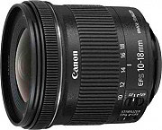 Canon Obiettivo EF-S 10-18mm f4.5-5.6 IS STM + Paraluce 9519B009