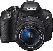 "Canon Fotocamera Digitale Reflex 18 Mp Display 3"" EOS 700D 1855 IS"