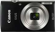 Canon IXUS 185 BK Fotocamera Digitale Compatta 20 Mpx Zoom 16x Video HD USB