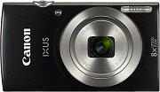 Canon IXUS 185 BK Fotocamera Digitale Compatta 20 Mpx Zoom 16x Video HD USB