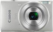 """Canon IXUS 190 Fotocamera Digitale compatta 20 mpx 2.7"""" Video HD Wifi Argento"""