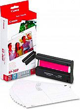 Canon Kit Carta A4 + inchiostro per stampante canon KP 36IP