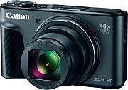 Canon SX730 HS Fotocamera Digitale 20,3 Mpx CMOS 40x Full HD Wi-Fi NFC  PowerShot