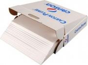 Canson C205154223 Confezione 17 Fogli Carton Plume Cl A3 5mm Bianc0