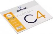 Canson C400052349 Ricambio C4 24x33 224G Ruvido