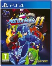CAPCOM SP4M20 Videogioco per Megaman 11 Pegi 7+ Videogioco per PS4