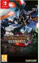 CAPCOM SSWM02 Videogioco Switch Monster Hunter Generations Ultimate Azione 12+
