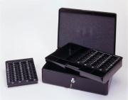 Carl 084CB21001 Cassetta Portamonete 30X22X9 cm colore Nero CB-2012