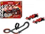Carrera 20062339 Pista Elettrica Macchinine GO!!! Red Victory