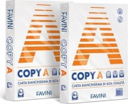 Cartotecnica Favini A620554 Risma Carta A4 500 Fogli colore Bianco