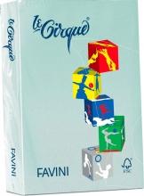 Favini A716504 Risma Carta Colorata A4 500 fogli Pistacchio Cirque