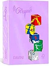 Favini A719353 Risma Carta A3 500 Fogli Lillà Le Cirque
