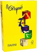 Favini A71L353 Risma Carta A3 500 Fogli Giallo Le Cirque