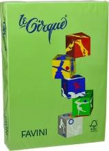 Favini A71M504 Risma Carta A4 500 Fogli Verde Le Cirque