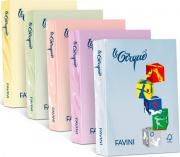 Favini A745304 Risma Carta A4 250 Fogli (210x297 mm) Rosa Le Cirque