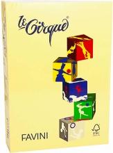 Favini A74R304 Risma Carta A4 250 Fogli Giallo Le Cirque