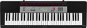 Casio Tastiera musicale 61 Tasti con Altoparlanti incorporati Nero CTK-1550