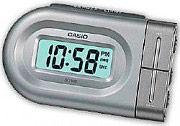 Casio DQ-543-8EF Sveglia Digitale con Display colore Acciaio  Silver