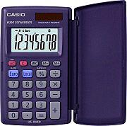 Casio HS-8VER Calcolatrice tascabile 8 Cifre Custodia di protezione
