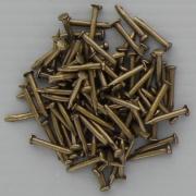 Cbd SC1001512B Chiodi Tb 1.5x12 Fe.Bronzato Cf. Pezzi 100 Confezioni 20