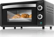 Cecotec 02202 Fornetto Elettrico 10 Litri 1000 Watt Timer Nero  Bake&Toast 450