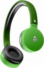 Cellular Line 20184 Cuffie Bluetooth Wireless con microfono Verde