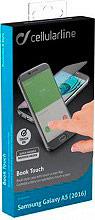 Cellular Line Cover Galaxy A5 2016 Custodia Libro Smartphone BOOKTOUCHGALA516K