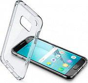 Cellular Line Cover Custodia in Gomma per Samsung Galaxy A5 2017 CLEARDUOGALA517T