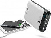 Cellular Line FREEP10000USBCW Power Bank Caricabatterie Portatile 10000 mAh