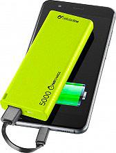 Cellular Line FREEPSLIM5000G Caricabatterie portatile demergenza 5000 mAh