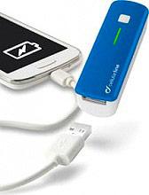 Cellular Line POCKETCHGSMARTB Caricabatterie portatile 5000 mAh Batteria Esterna USB FREEPSLIM5000K